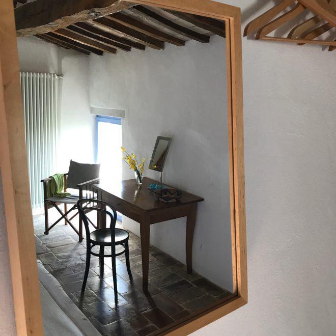 Schlafzimmer 1 // erweiterter Wohnbereich