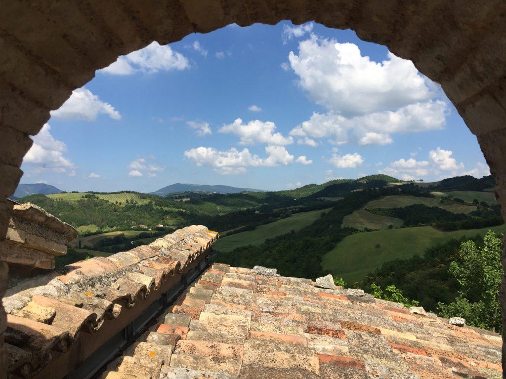 San Fiorano Aussicht 3