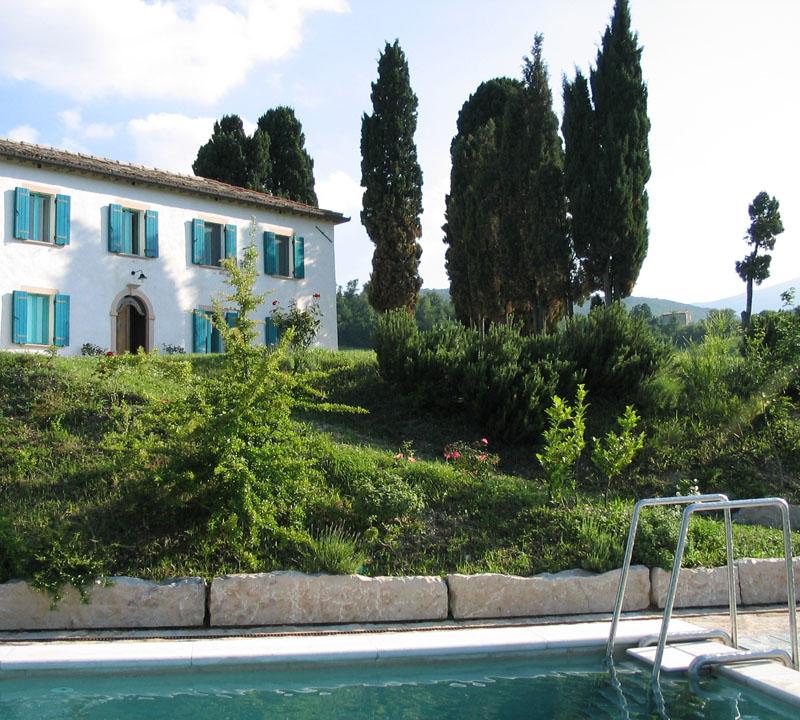 Ansicht Gästehaus