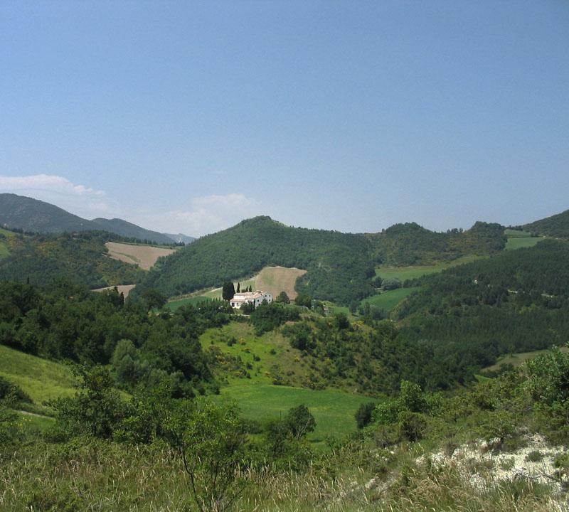 Alleinlage von Sanfiorano